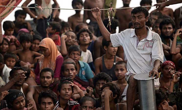 مسلمانان میانمار در بزرگترین زندان باز جهان زندگی میکنند / وضعیت غمانگیز 500 هزار پناهنده در بنگلادش