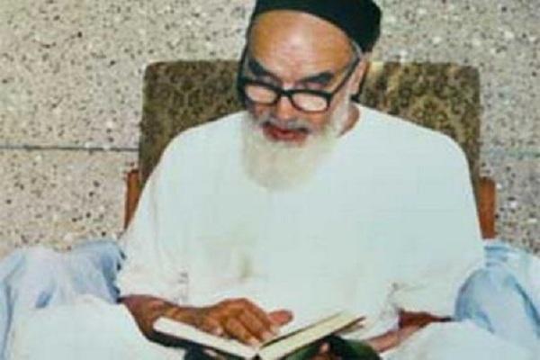 برداشتهایی از سیره قرآنی امام خمینی(ره)/ «چشم را برای قرآن خواندن میخواهم»