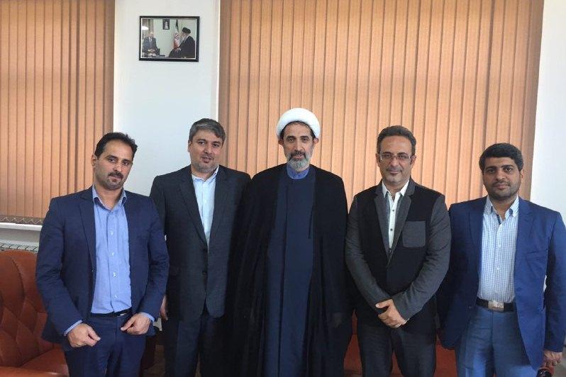 حضور هیئت اعزامی سازمان فعالیتهای قرآنی دانشگاهیان کشور در مرکز اسلامی مسکو
