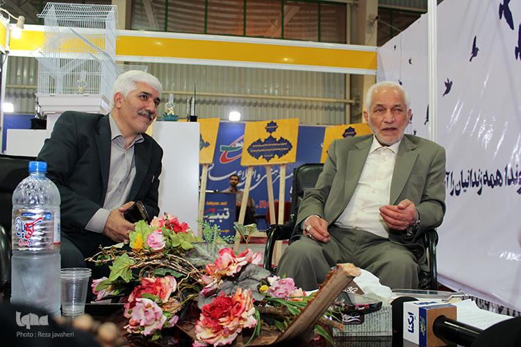 گزیده عکسهای نمایشگاه قرآن و عترت اصفهان
