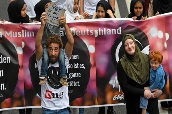 تظاهرات ضد تروریسم مسلمانان آلمان؛ چرایی و واکنشها/ روز قدس؛ تظاهرات دوم