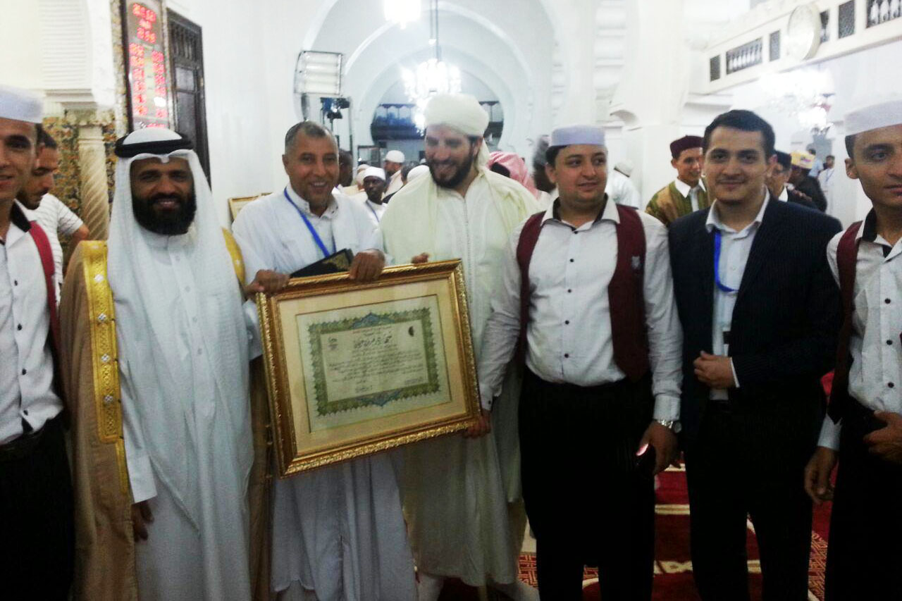 محمد علی اسلامی حافظ قرآن