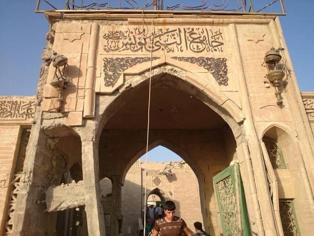 آزادی موصل و کلکسیونی دردناک از آثار مخروبه دینی و فرهنگی