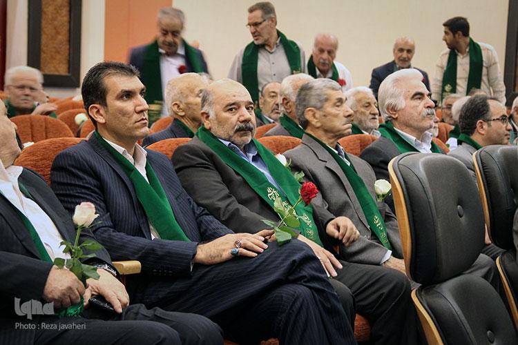 همایش پیشکسوتان هیئات مذهبی در اصفهان برگزار شد.