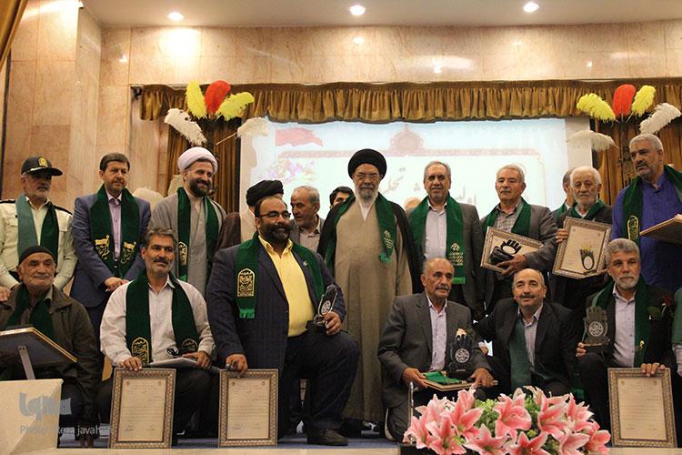 همایش تجلیل از پیشکسوتان هیئات مذهبی در اصفهان برگزار شد