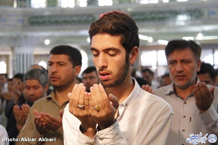 نماز عید سعید قربان در شهركرد