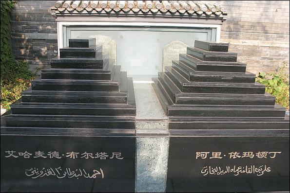 پیشینه اسلام در چین با نگاهی به مساجد/ نیوجیه با برج اذان+عکس