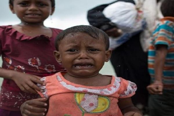 کودکان میانمار در معرض خطرات ناشی از مصرف آبهای آلوده