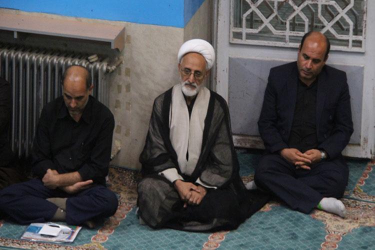گزارش تصویری عزاداری دهه دوم محرم در کوهدشت