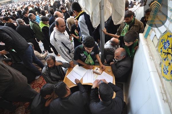 آمادهسازی اجرای پروژه «ایستگاه قرآنی» برای اربعین