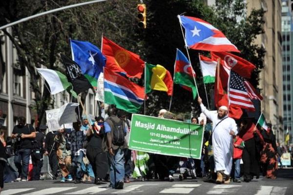 انگلیسی/ رژه روز مسلمان امروز در منهتن برگزار میشود