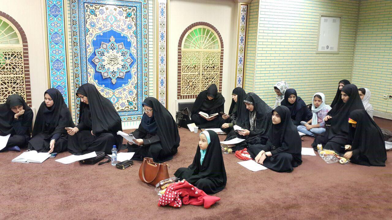 پنجمین دوره مسابقات قرآن تسنیم برگزار شد