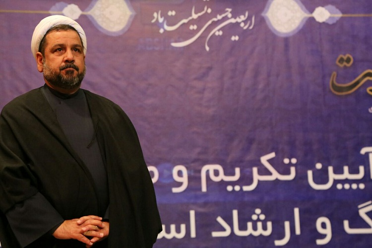 برگزاری مراسم تودیع و معارفه مدیرکل فرهنگ و راشاد ی برگزار شد + ع
