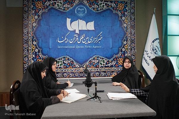 تعامل؛ کمترین انتظار مؤسسات قرآنی از مسئولان/ «باران مهر» خیریهای به ارث مانده از مادر