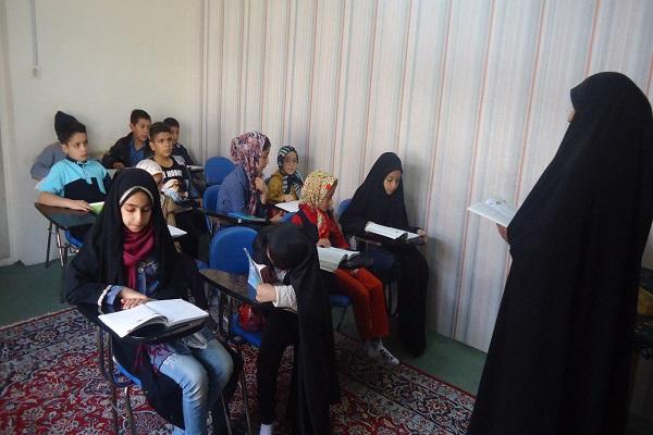 برپایی کلاس «صحت قرائت نماز» به همت مؤسسه معراج