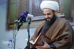 گاهی رهین با قرآن، مدیون قرآن میشود/صوت و عکس