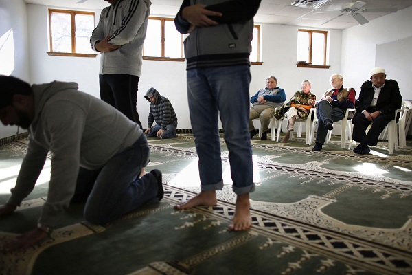 مسجد «نورفک» ویرجینیا؛ نمونهای موفق در تحکیم دوستی پیروان ادیان