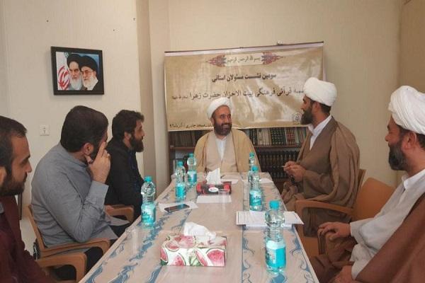 آمادگی بیتالاحزان جهت گسترش فعالیتهای قرآنی در کشورهای جهان اسلام