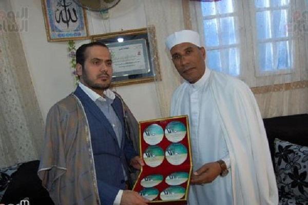 عبدالکبیر حیدری قاری افغانی : قاهره نقطه آغاز من برای جهانی شدن بود