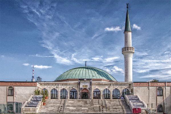 معرفی قدیمیترین مساجد اروپا
