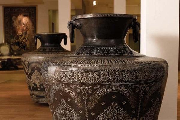 شکوه هنر اسلامی در موزه میراج ابوظبی