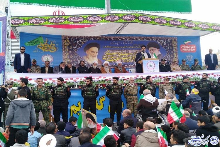 انقلاب اسلامی ثمره نهضت فاطمی است