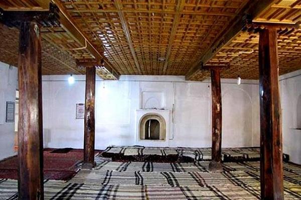 مسجد دو مناره سقز؛ یادگار عهد افشاریه