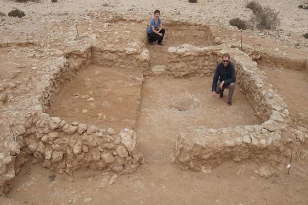 کشف مکان باستانی متعلق به صدر اسلام در قطر