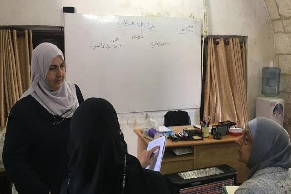 سفر هر ماه برای تدریس قرآن.. از عمان تا مسجد الاقصی