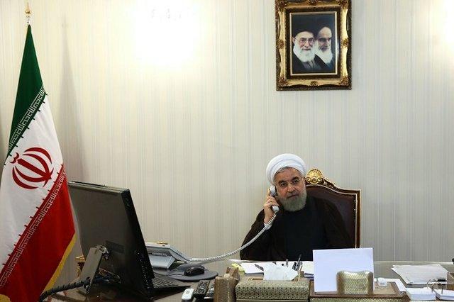 روحانی در تماس تلفنی با نخستوزیر مالزی: یکجانبهگرایی آمریکا و تحمیل قوانین داخلی خود به فرای مرزها خلاف قوانین بینالمللی است