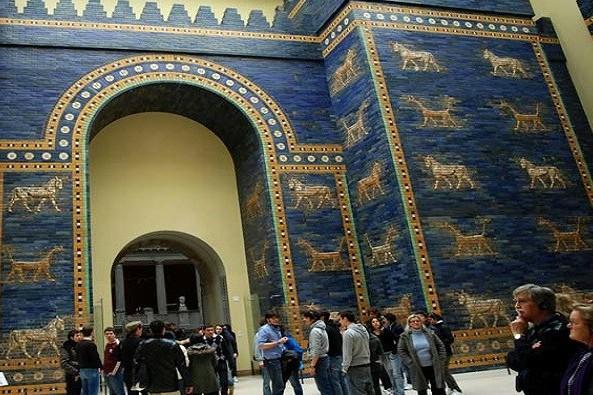 امکان بازدید Ø¢نلاین از موزه هنرهای اسلامی برلین