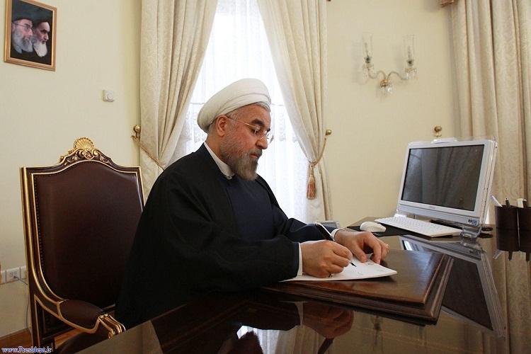 پیام تسلیت دکتر روحانی به مناسبت حادثه تلخ و تاسفبار در ترمینال مسافربری سنندج