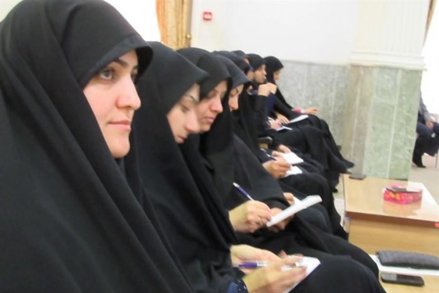 دهه اول شهریور؛ زمان اعلام نتایج مصاحبه سطح 3 حوزه علمیه بانوان خوزستان(آمـــاده)