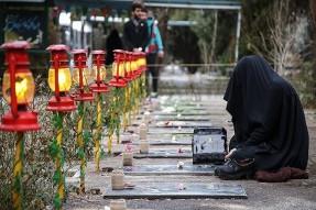 مادر شهیدان غلامرضا و محمد صادق خدری به فرزندان شهیدش ملحق شد