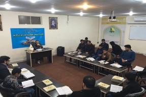 اعلام برنامه کلاسهای تابستانه مؤسسه قرآنی نورالایمان کارون