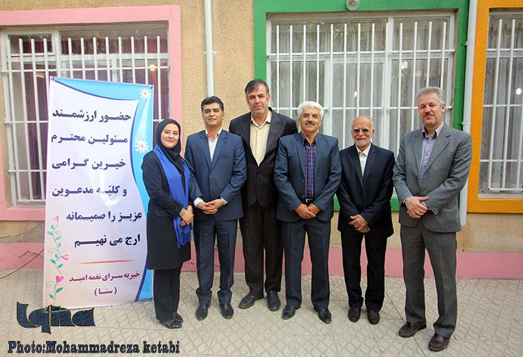 موسسه خیریه سنا با هدف حمایت از کودکان بیسرپرست در همدان راه اندازی شد