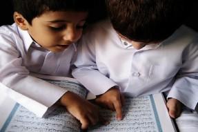 کلاس آموزش حفظ قرآن ویژه خردسالان در شهر یاسوکند برگزار میشود