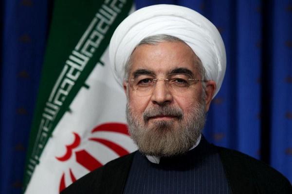 روحانی: راه حل ممانعت از هرگونه اختلاف در مناطق تحدید حدود نشده خزر، بهره برداری مشترک از منابع است
