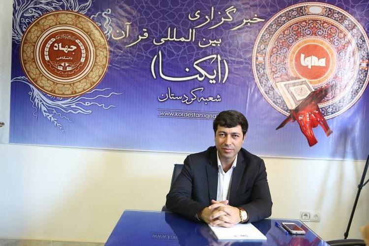 خبرگزاری ایکنا تخصص و کار جهادی را سرلوحه کار خود قرار دهد