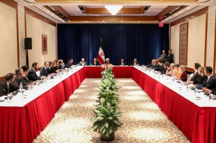 ترامپ اقدامات بسیار نادرست خود علیه ملت ایران را اصلاح کند/ اقدامات اسرائیل در سوریه شرایط منطقه را وخیمتر میکند