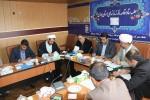سومین جلسه ستاد اقامه نمازدر زندان همدان برگزار شد