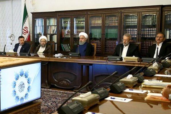 در جلسه شورای عالی هماهنگی اقتصادی؛ بانک مرکزی موظف به ارائه پیشنهادات اجرایی برای اصلاح نظام بانکی به جلسه سران شد