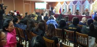 در گردهمایی ادیان فیلیپین چه گذشت؟+عکس