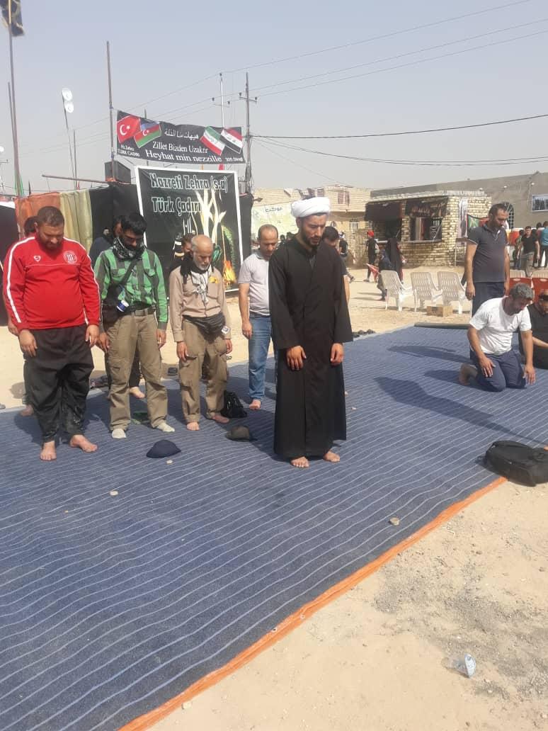 حال و هوای طریق الحسین در آستانه اربعین حسینی