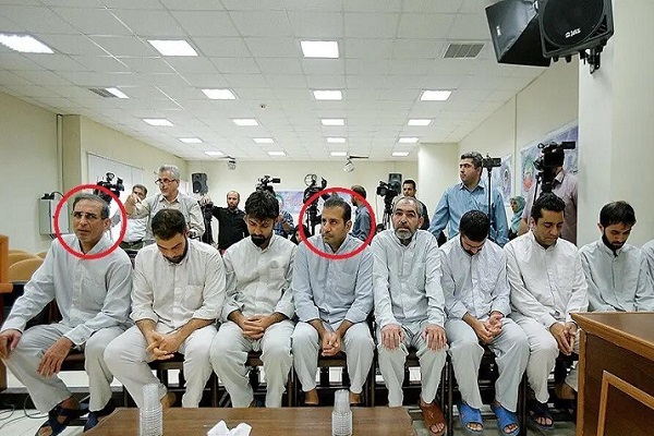 اجرای حکم اعدام وحید مظلومین و همدستش