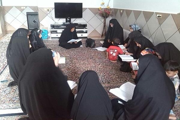 جشن میلاد حضرت رسول(ص) در مجالس قرآنی مؤسسه قائم آلمحمد
