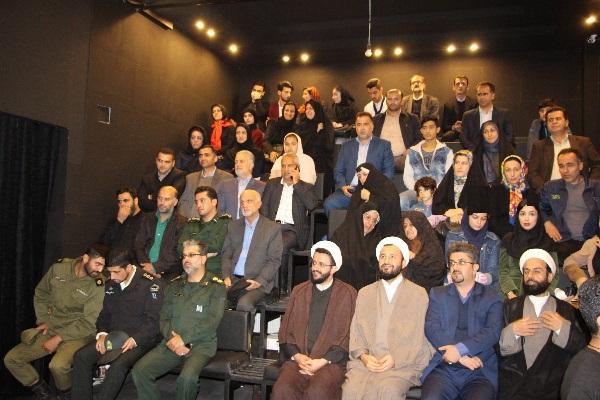 برگزاری مراسم بزرگداشت نیما یوشیج در ایزدشهر