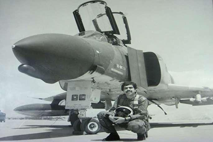 شهید «سعید هادیمقدم»؛ خلبانی با 2500 ساعت پرواز در عملیاتهای مهم