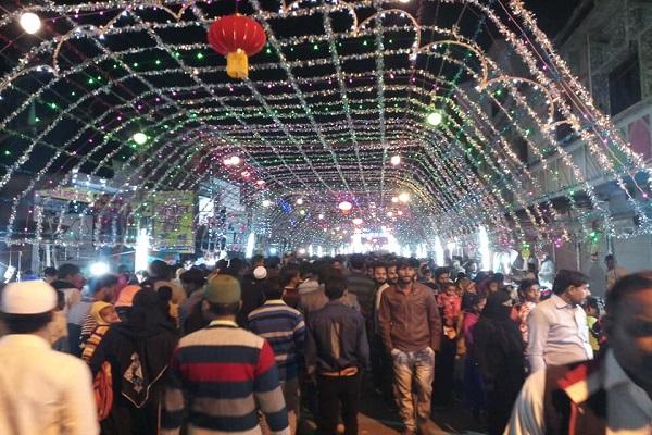 رسوم مردم هند در هفته وحدت