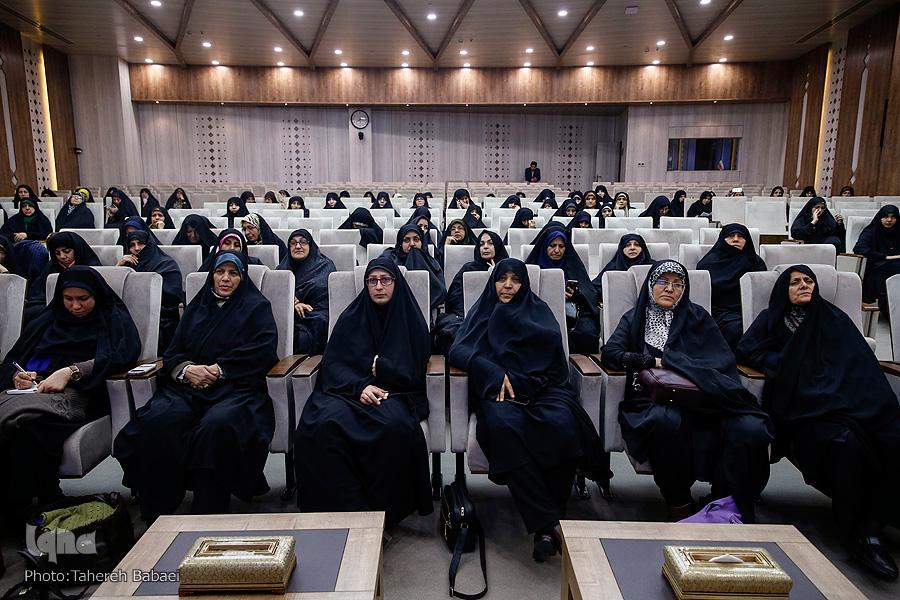 پانزدهمین همایش بینالمللی بانوان قرآن پژوه آغاز شد